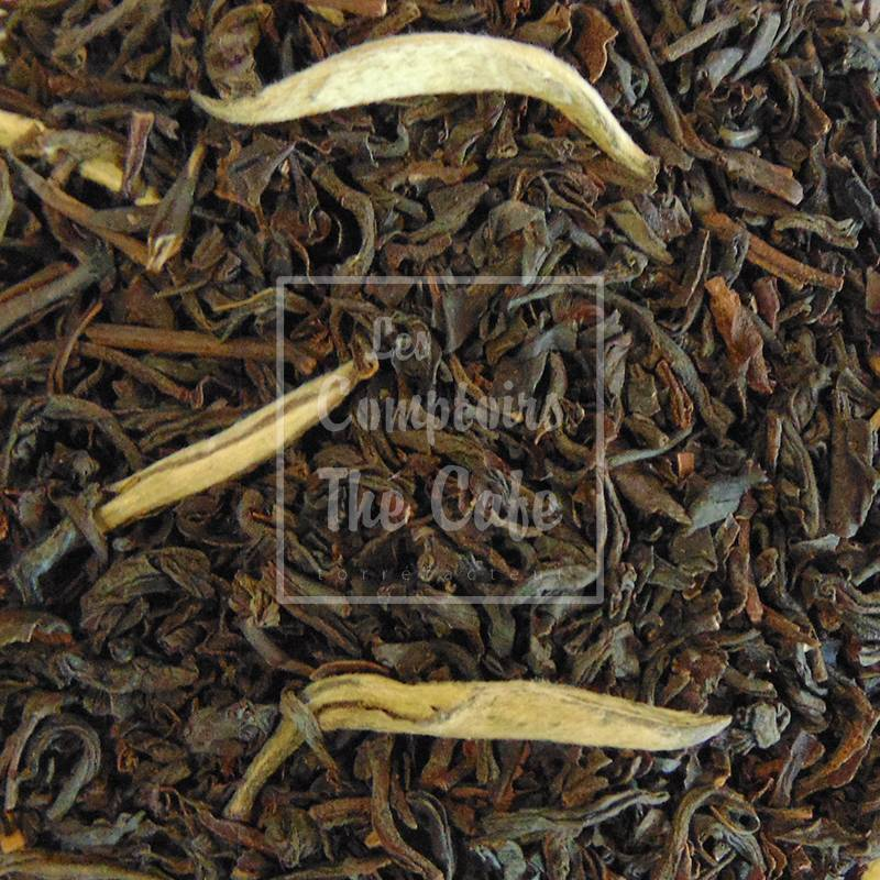 Earl Grey Pointes Blanches