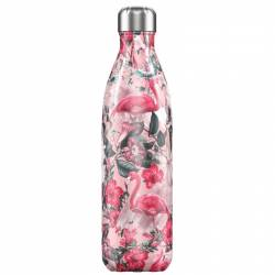 Bouteille isotherme Flamingo 500 ml