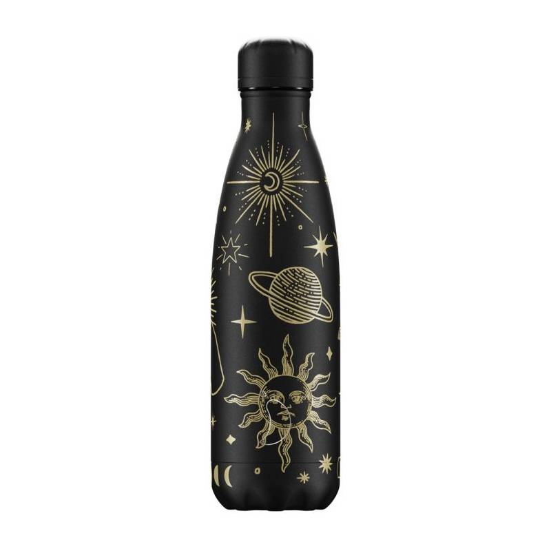 Bouteille isotherme Mystic Black 500 ml